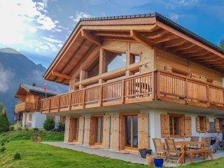 Chalet Aventure, stunning 5 bedroom chalet - La Tzoumaz vacation rentals