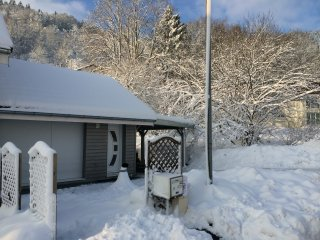 Romantic Chalet in Le Ménil with Internet Access, sleeps 4 - Le Ménil vacation rentals