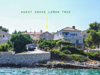 Guest House Lemon Tree A1 -  25m from the sea - Lumbarda vacation rentals