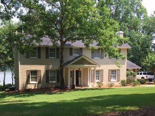 Stylish Renovated 4BR Lakefront home with Big View - Greensboro vacation rentals