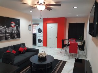 Modern 1 Bed Apartment on Canal - Belize City vacation rentals