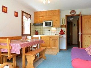 CHAMPEL B 2 rooms + sleeping corner 6 persons - Le Grand-Bornand vacation rentals