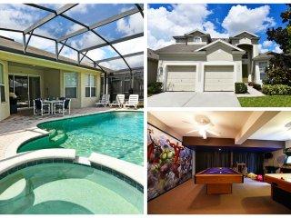 Windsor Hills Luxury 5 bedroom in gated resort - Kissimmee vacation rentals