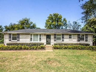 Drive Down Highway 65 to this 3BR, 1.5BA Music City Ranch - Nashville vacation rentals