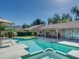 3BR, 2BA Indian Wells House with Saltwater Pool and Spa in Large Backyard - Indian Wells vacation rentals