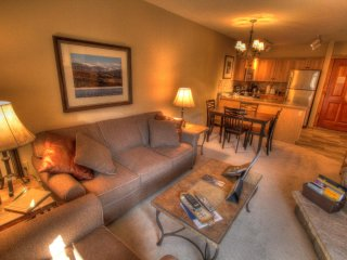 Cozy Condo with Internet Access and Fireplace - Keystone vacation rentals