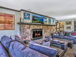 Warm Squaw Valley 1BR Condo 5 Min to Ski Resort! - Olympic Valley vacation rentals