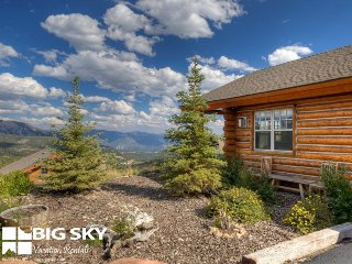Big Sky Moonlight Basin | Cowboy Heaven Cabin 15 Bandit Way - Big Sky vacation rentals