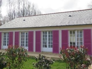 Nice House with Internet Access and Television - Louisfert vacation rentals