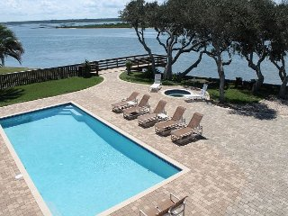 Full Sail, Large Luxury Waterfront Home, Pool, Hot Tub, Kayaks, Game Room - Saint Augustine vacation rentals