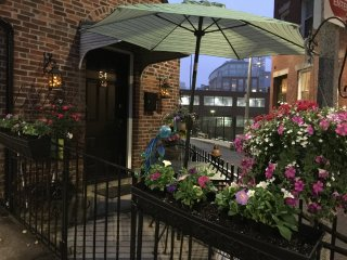 Furnished 1-Bedroom Cottage at Snow Hill St & N Hudson St Boston - Boston vacation rentals