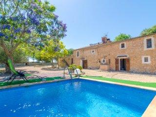 NA BOU - Villa for 6 people in Manacor - Petra vacation rentals