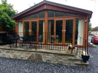 Beautiful 3 bedroom Lodge in Auchterarder - Auchterarder vacation rentals