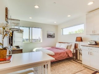 Third-floor International District studio, small dog-friendly! - Seattle vacation rentals
