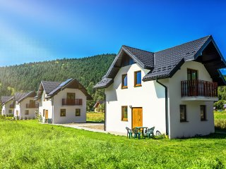 Sunny House with Television and Central Heating - Kroscienko nad Dunajcem vacation rentals