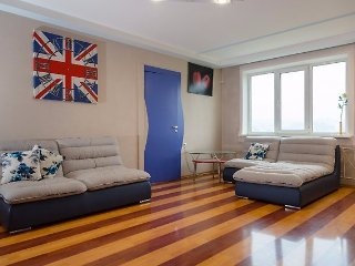Nice Condo with Television and Balcony - Vladivostok vacation rentals