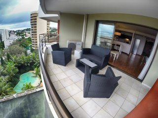 Deluxe Suite w Terrace & Pool | Views Beach & Sea - Noumea vacation rentals