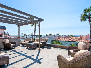Luxury, Ocean view 3 bedroom beach condo just steps to the beach and pier! - San Clemente vacation rentals