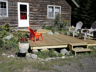 Bright House with Deck and Internet Access - Southwest Harbor vacation rentals