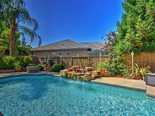NEW! 5BR Elk Grove House w/Private Pool - Elk Grove vacation rentals