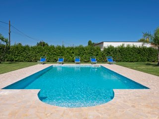 Villa Red - Pool view - beach umbrella included into the price - peacefull place - San Vito dei Normanni vacation rentals