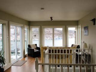 "Cliffside Cottage ""C"" With Ocean, Harbour, City - Saint John's vacation rentals"