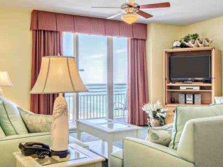 Ocean Walk Resort 24th Floor Spectacular Panoramic Views of River & Ocean! Remodeled, New Furniture! - Daytona Beach vacation rentals