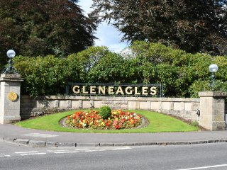 Gleneagles 3 Bedroom Apartment - Auchterarder vacation rentals
