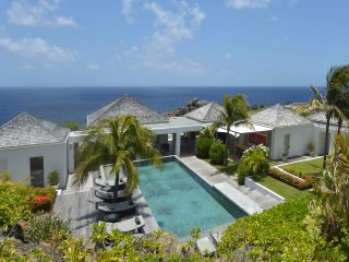 Luxury 6 bedroom St. Barts villa. Walk to the beach! - Petit Cul de Sac vacation rentals