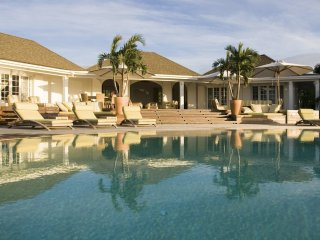 Luxury 4 bedroom St. Barts villa. Incredible views! Secluded, yet close to - Saint Barthelemy vacation rentals