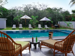 Nature Villa 6 BR Private Holiday Home with Pool - Hikkaduwa vacation rentals