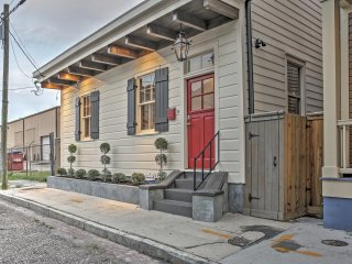 NEW! Charming 2BR New Orleans Cottage. Close to Lower Garden District & St. Charles Ave. - New Orleans vacation rentals