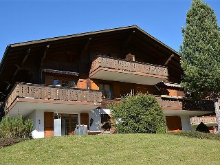 3 bedroom Apartment in Schonried, Bernese Oberland, Switzerland : ref 2297074 - Schönried vacation rentals