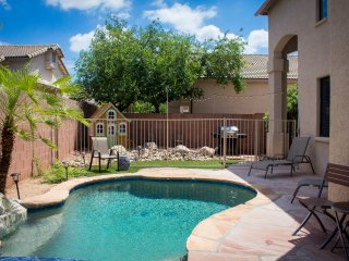 Heated Pool!Beautiful family friendly relaxation! - Tucson vacation rentals