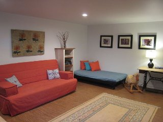 Peaceful apartment 17 min to Nat'l Mall, IMF, WB, KenCen - Rosslyn vacation rentals