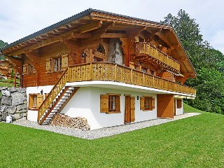 4 bedroom Villa in Villars, Alpes Vaudoises, Switzerland : ref 2235650 - Villars-sur-Ollon vacation rentals