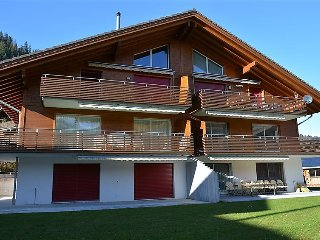 3 bedroom Apartment in Zweisimmen, Bernese Oberland, Switzerland : ref 2236170 - Zweisimmen vacation rentals