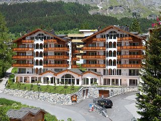 3 bedroom Apartment in Leukerbad, Valais, Switzerland : ref 2241773 - Leukerbad vacation rentals