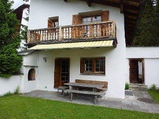 4 bedroom Apartment in Laax, Surselva, Switzerland : ref 2241885 - Flims vacation rentals
