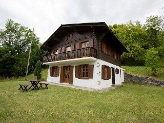 5 bedroom Villa in Ovronnaz, Valais, Switzerland : ref 2252779 - Ovronnaz vacation rentals