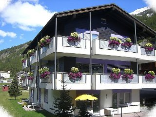 1 bedroom Apartment in Saas-Grund, Valais, Switzerland : ref 2252817 - Saas Grund vacation rentals