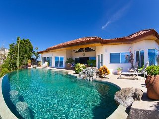 Stunning 3-bedroom, 3½-bath house - Playa Prieta vacation rentals