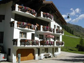 1 bedroom Apartment in Samnaun, Engadine, Switzerland : ref 2285748 - Samnaun vacation rentals