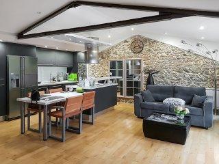 Modern house in Pyrenees with garden - Castillon-en-Couserans vacation rentals