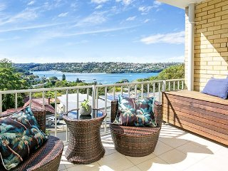 Stunning Mosman Middle Harbour Views MOS14 - Balmoral vacation rentals