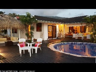 Charming 2 bedroom Vacation Rental in Punaauia - Punaauia vacation rentals
