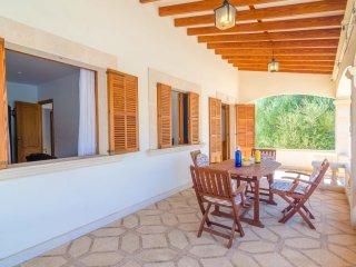 CAN PARRETA - Chalet for 6 people in S'Estanyol de MItjorn - Sa Rapita vacation rentals