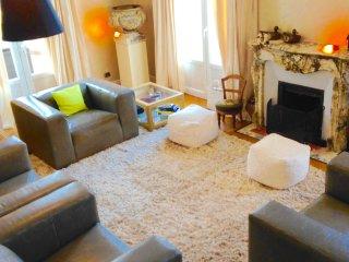appart gite de ville MONACO BEAUSOLEIL terrasse - Beausoleil vacation rentals