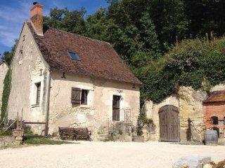 Maison tourangelle proche châteaux 5personnes - La Croix-en-Touraine vacation rentals