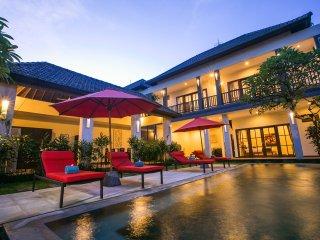 Villa Echo Beach: 250 mts to Echo Beach, priv.pool - Canggu vacation rentals